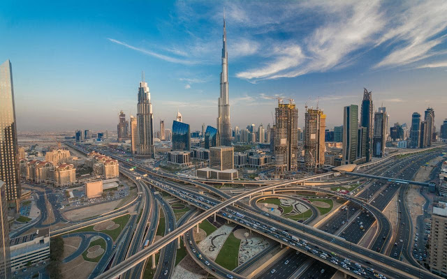7 Tempat Yang Bagus di Dubai
