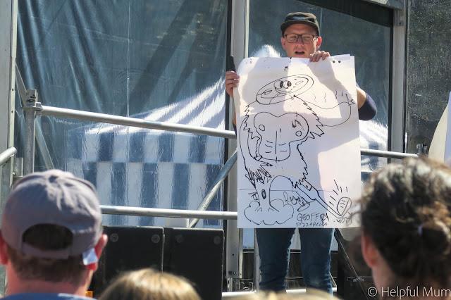 Ricky Martin Art Ninja