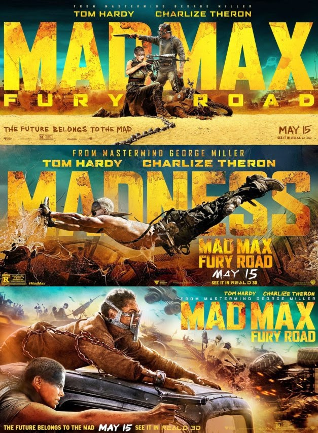 Mad-Max: Fury Road