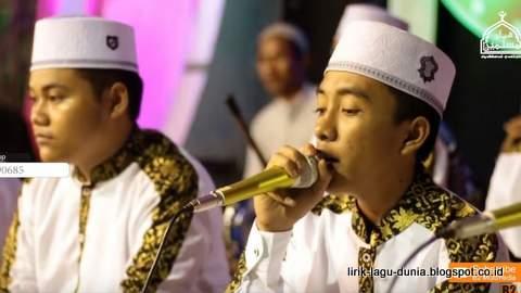Lirik Lagu Sholawat Ya Habibal Qolbi - Hafidzul Ahkam feat. Aban