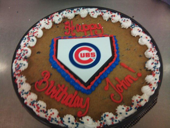 Puff Daddy Birthday Cake