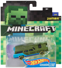 Minecraft Mattel Zombie Other Figure