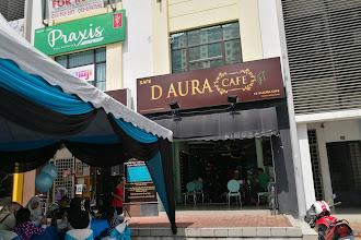 Suasana Romantik dan Tenang di D Aura Cafe Seri Kembangan
