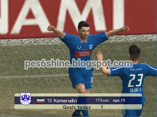 Option File PES 6 Liga 1 2018 PSIS Semarang d7be94113
