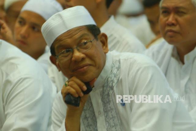 Cerita Persahabatan SBY dengan AM Fatwa