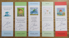 Click the bookmark photo for info about free bookmarks for your school, library, bookstore, or home