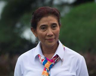 Menteri Susi Juga Bicara Rohingya…