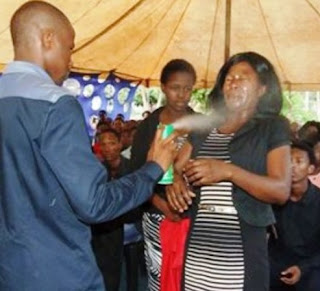 Limpopo Pastor Using Hazardous Insect Killer For Deliverance, Forgiveness of Sins