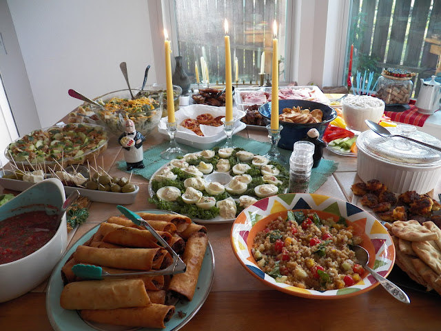 Tapas Night Table