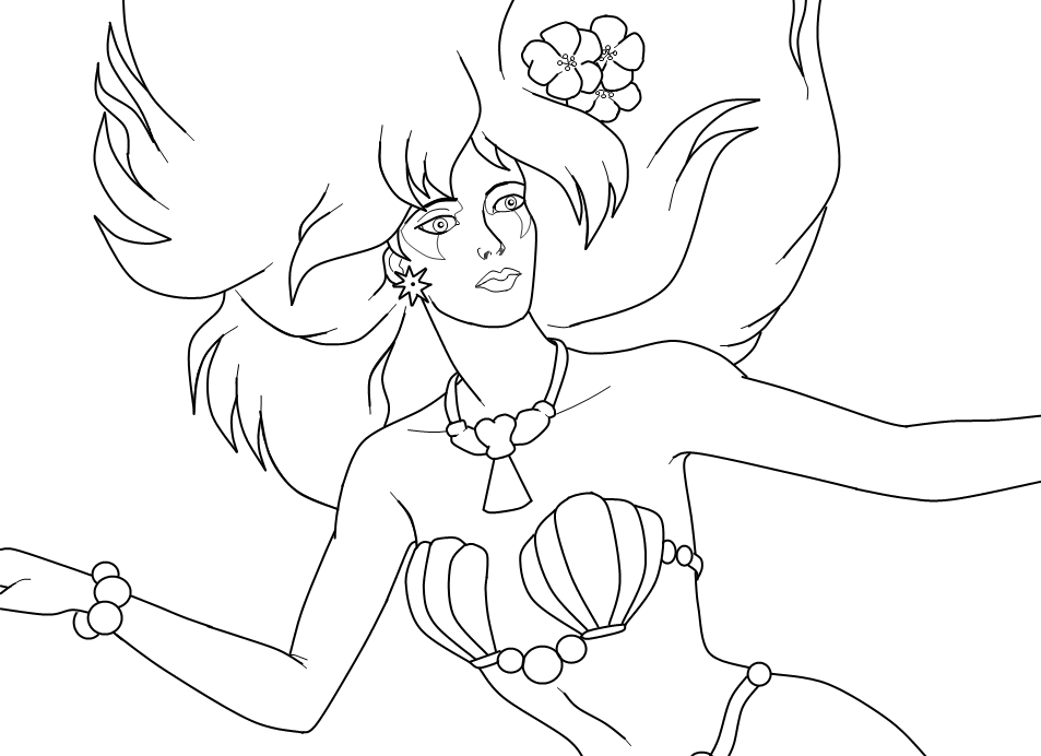 jem coloring pages | Jem and the Holograms Coloring Pages | Fantasy Coloring Pages