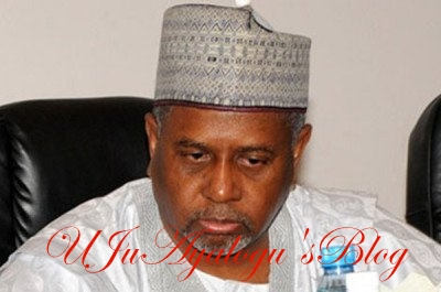 Dasuki reportedly ill as FG fails to produce him in court