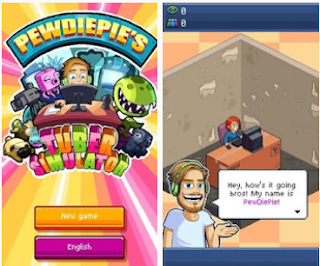 Download Game PewDiePie's Tuber Simulator Apk Mod Money