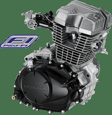 Mesin Honda Megapro FI