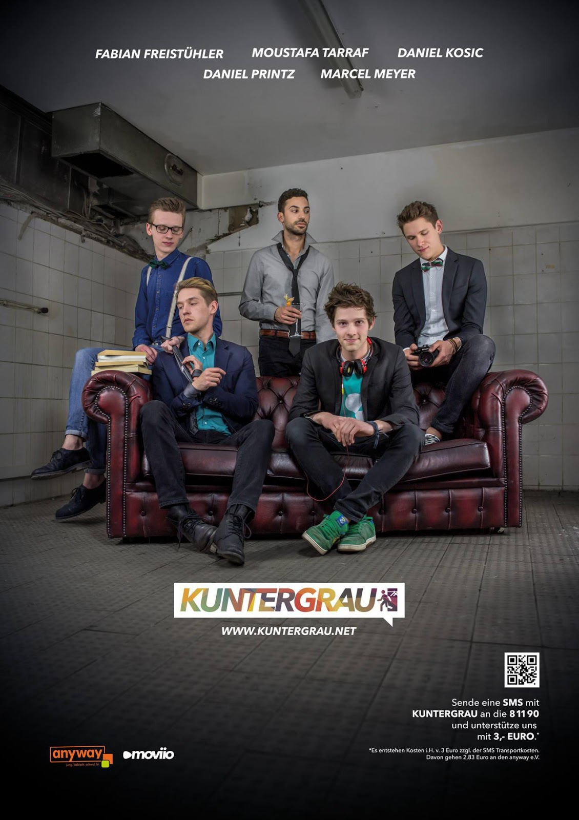 Kuntergrau - Temporada 1