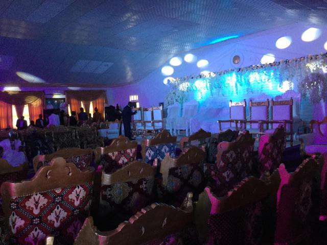 ooni ife wedding reception hall