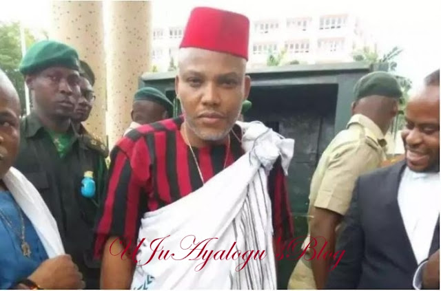 BREAKING: Nnamdi Kanu meets with Southeast governors