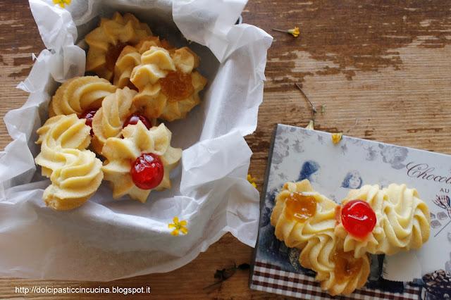 kamut ricetta pasta frolla montata