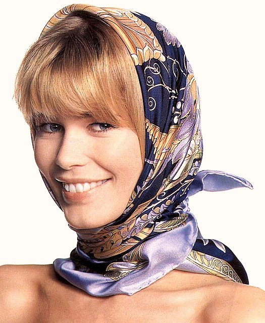 Head Scarves | Head Scarf: How To Wear Headscarf Over Your ...