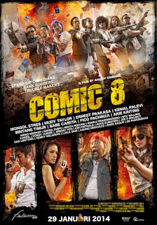 Download Film Comic 8 (2014)