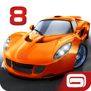 Download Asphalt 8 APK + DATA