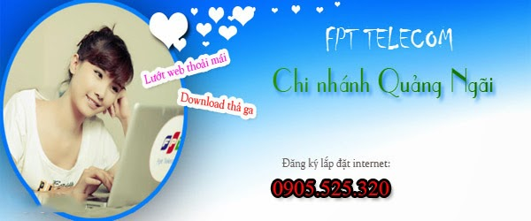 Lắp Đặt Internet FPT Phường Quảng Phú