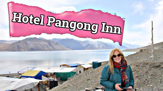 Hotel The Hotel Pangong Inn, Ladakh, Índia
