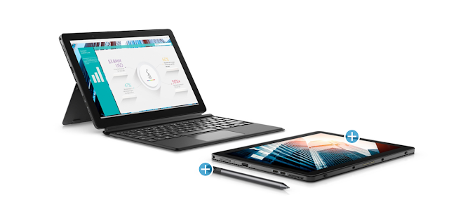 Dell Latitude 5285 tablet specification review