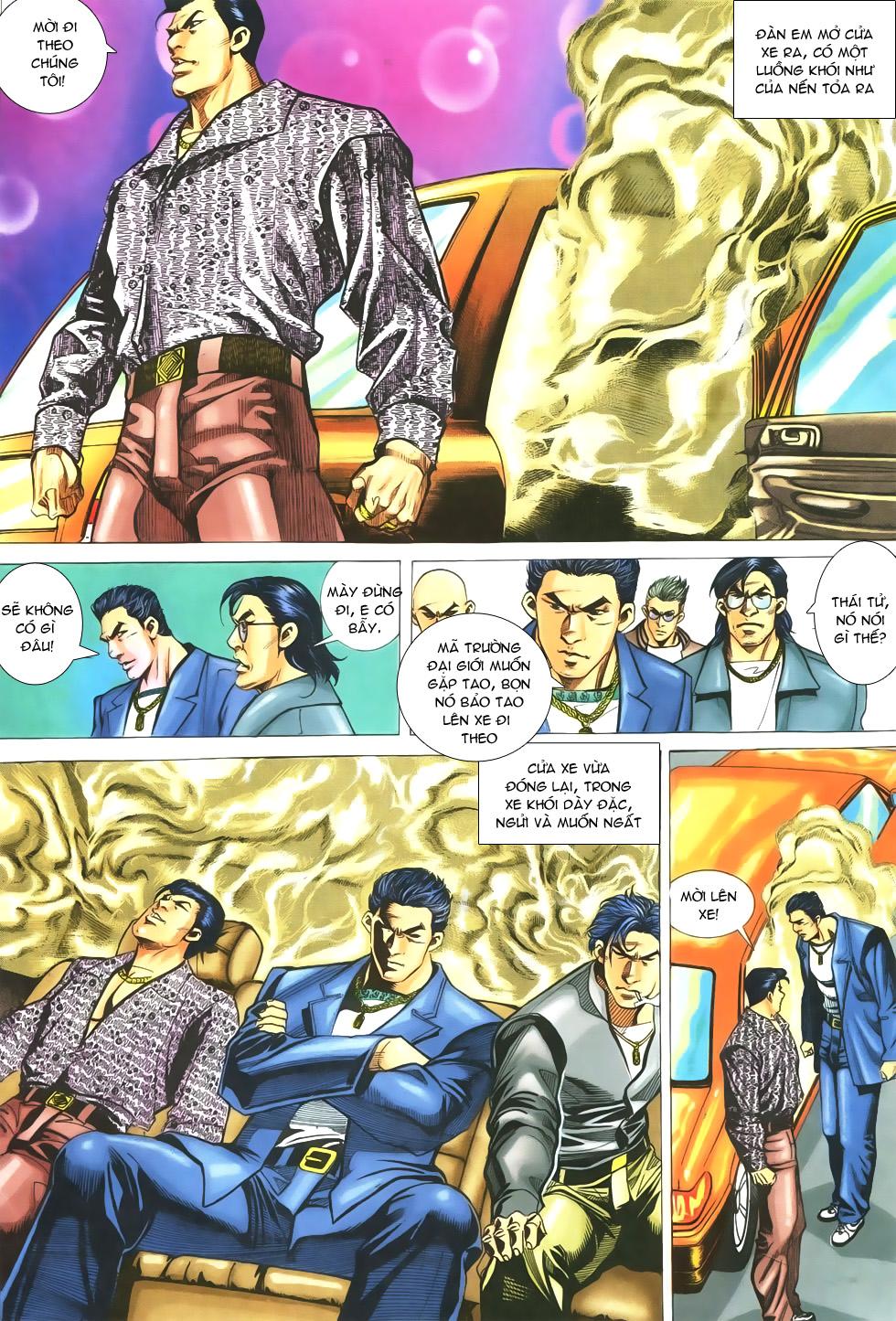 Người Trong Giang Hồ chapter 299 trang 27