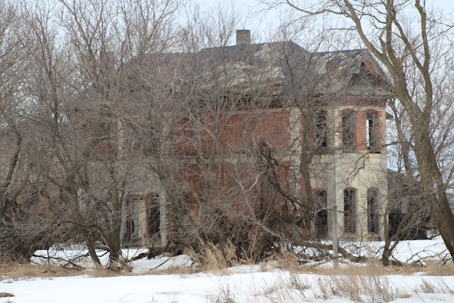 The Lyon's Mansion, Carberry MB
