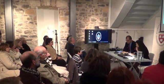 Το 37ο Πανελλήνιο συνέδριο μαθηματικής παιδείας σε Άργος και  Ναυπλιο 6,7 & 8 Νοεμβρίου 2020 (βίντεο)