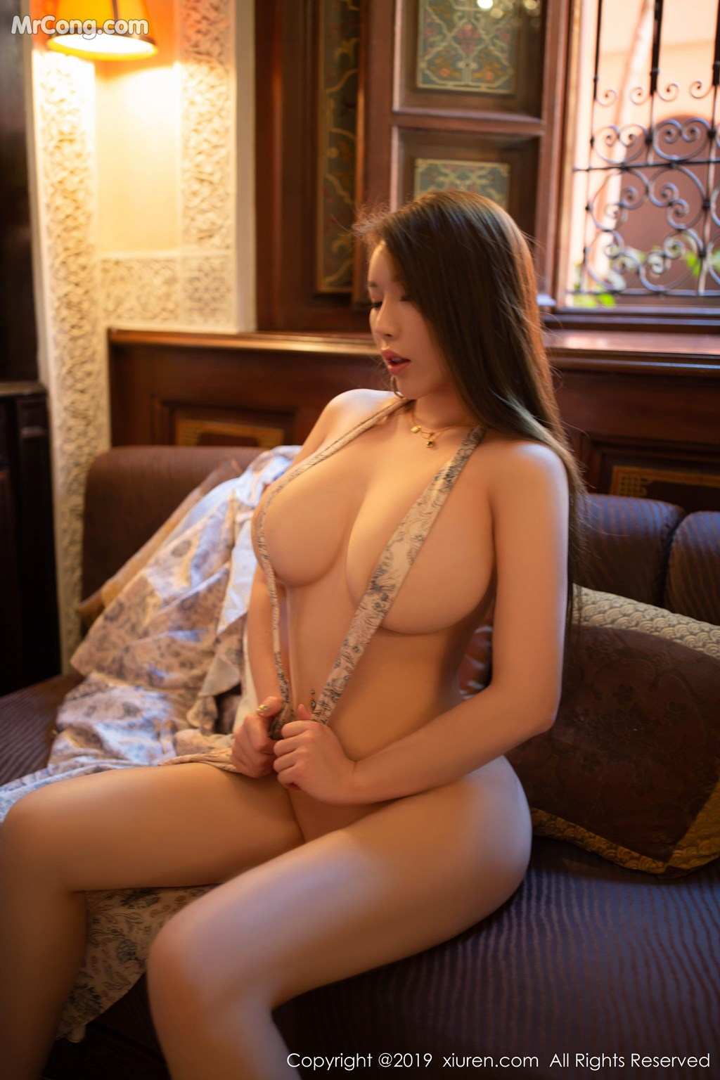 Image XIUREN-No.1441-Egg-MrCong.com-008 in post XIUREN No.1441: Egg_尤妮丝 (47 ảnh)