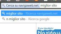 Su Chrome, 13 modi di usare la barra indirizzi e ricerca Omnibox