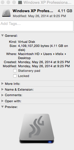 Ken Felix Security Blog: Mounting vmdk on Macosx with paragon