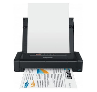 Epson WorkForce WF-100W Portable Printer Driver Download and Review