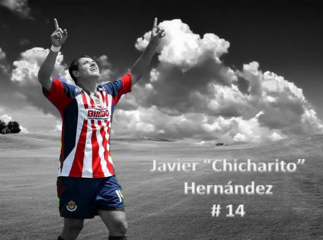 Javier Hernandez Chicharito Hd Wallpapers