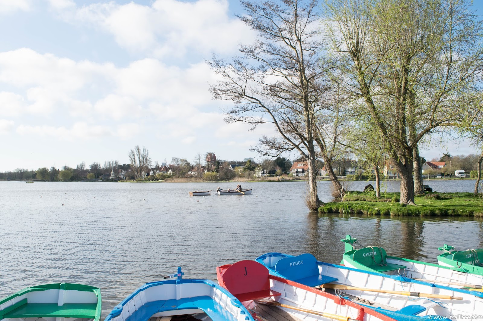 Thorpeness Boats | Thorpeness Boating Lake | Thorpeness Lake | Thorpeness Village