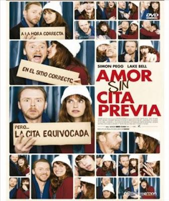 Man Up (Amor sin cita previa)  comedia romántica fresca, original y divertida.