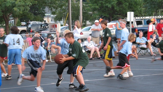 MSBL (Milford Summer Basketball League)