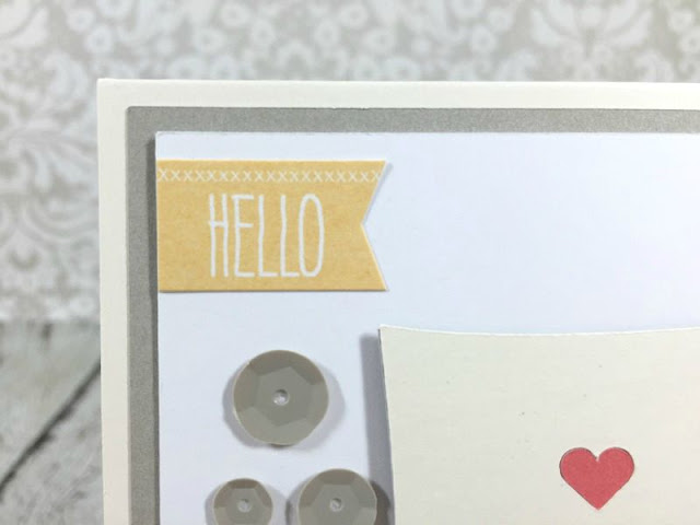 Cricut Artistry just a note card