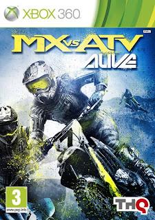 MX Vs ATV Alive: Xbox 360 Download games grátis
