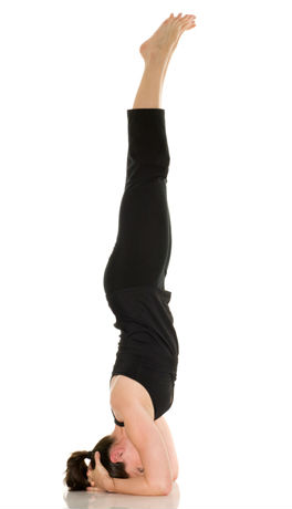 shirshasana health benefits