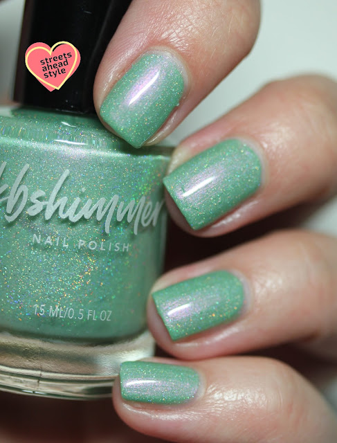KBShimmer Cactus If You Can swatch by Streets Ahead Style