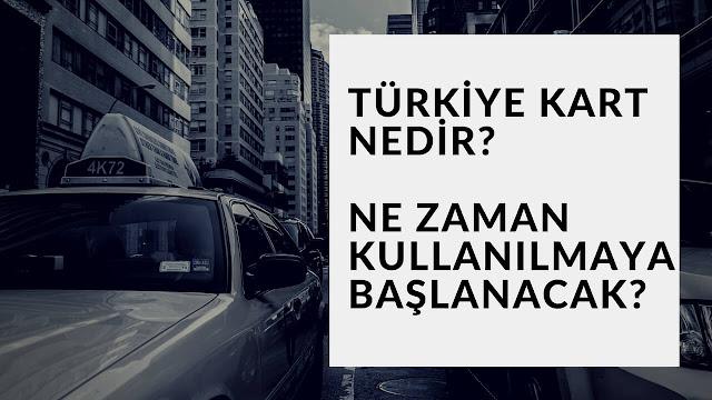 Türkiye-kart-kullanım-tarihi