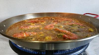 imagen de la cocción