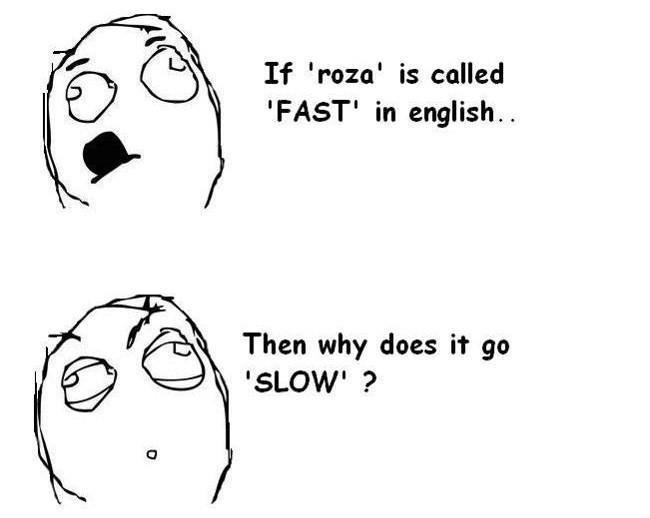 Paki Trollism: Fast and Slow