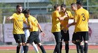 Ισόπαλες με 2-2 αναδείχθηκαν οι ομάδες Κ20 του Λεβαδειακού και της ΑΕΚ
