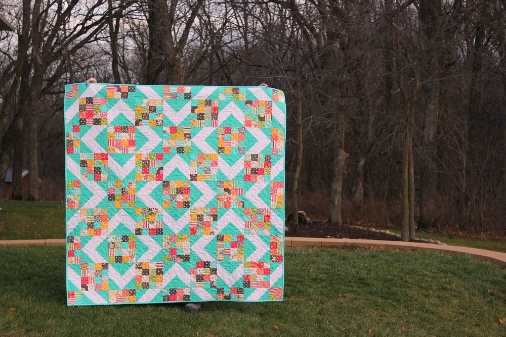 The Bees Knees A Quilting Bee April Block Sunny Skies