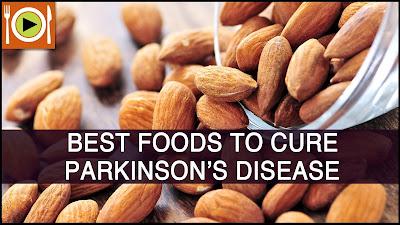 Makanan dan suplemen untuk penderita parkinson