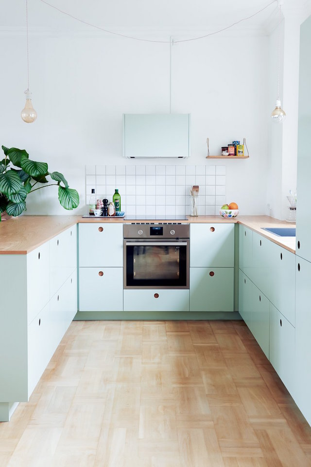 My Scandinavian Home A Fresh Kitchen Make Over