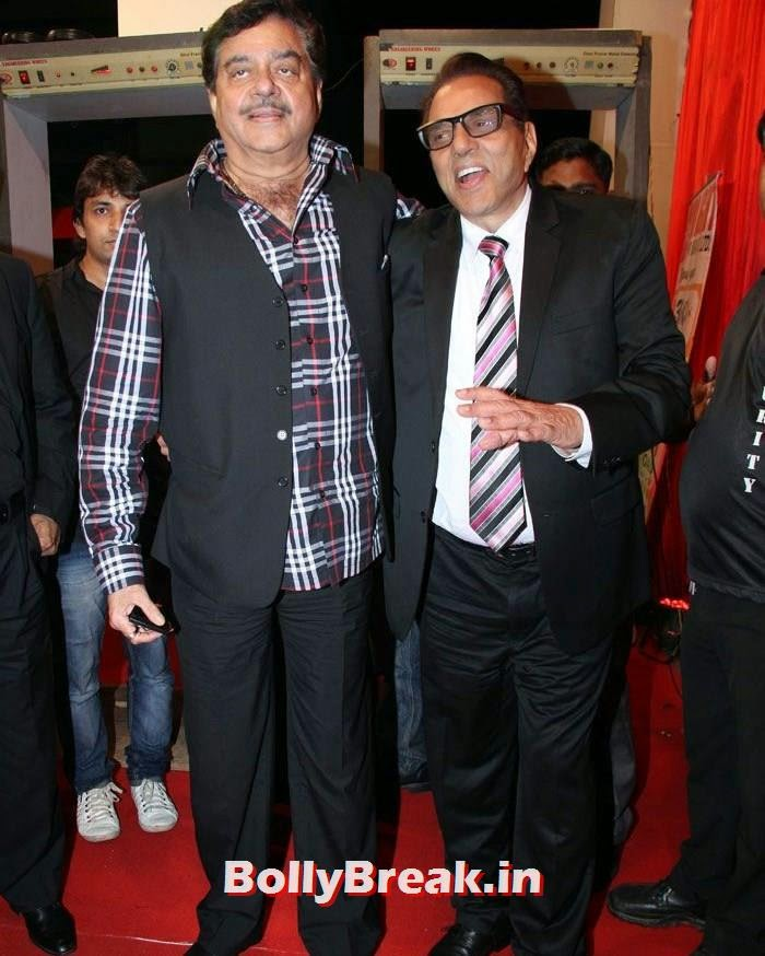 Shatrughan Sinha, Dharmendra, International Indian Achiever's Awards Photo Gallery